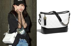 """Túi mới của Chanel: Chưa ra mắt được bao lâu đã """"làm mưa làm gió"""" tủ đồ của loạt sao Hoa ngữ"""