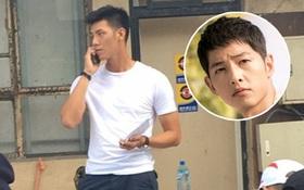"""Chẳng kém Song Joong Ki, vẻ nam tính ngời ngời của """"Đại úy Yoo"""" bản Đài Loan sẽ chinh phục bạn!"""