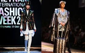 VIFW ngày 1: Kim Dung mở màn xuất sắc, vedette Thanh Hằng xuất hiện siêu chất trong show của Công Trí