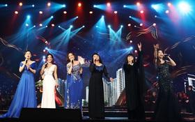 """6 giọng ca đình đám các thế hệ hội ngộ và thăng hoa trong đêm nhạc """"Master Of Symphony"""""""