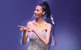 """Cao Ngân được cổ vũ nhiều nhất trong phần catwalk mở màn của Chung kết """"Next Top Model"""""""