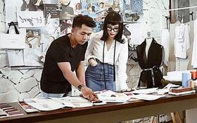 """Sau Chi Pu, đến Angela Phương Trinh cũng nhăm nhe """"chuyển ngạch"""" sang thiết kế thời trang?"""