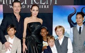 Brad Pitt mong mỏi Angelina Jolie và các con dọn về sống gần nhà mình