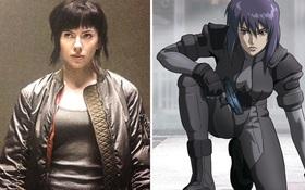 """""""Ghost in the Shell"""" của Scarlett Johansson khác biệt như thế nào so với Anime gốc?"""