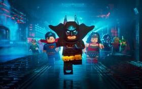 The LEGO Batman Movie - Siêu phẩm đầu năm 2017