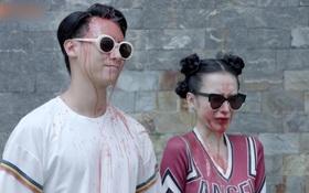 """""""Glee Việt"""" tập 8: Ai cũng bị tạt thức ăn vào mặt!"""