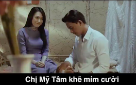 """Cười ngất với clip chế MV """"Đừng hỏi em"""" của Mỹ Tâm: Tả thực chuẩn tới từng khung hình!"""