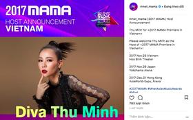 """Hé lộ nghệ sĩ được MAMA 2017 chính thức chọn làm """"chủ xị"""" tại Việt Nam"""