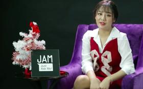 """Văn Mai Hương: """"Nếu được mời diễn chung chương trình với Chi Pu thì cũng bình thường, bên ngoài cả hai không có vấn đề gì"""""""
