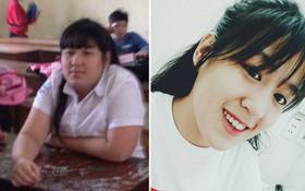 Lột xác trên cả thành công sau khi giảm 25kg của nữ sinh từng nặng tới 84kg