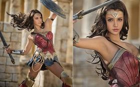 Cô gái Philippines có màn cosplay thành Wonder Woman xuất sắc không thua bản gốc