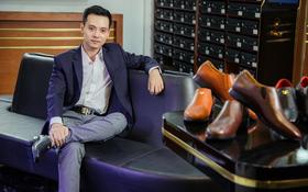 Hãng giày nam thông minh ra mắt mẫu mới dành cho mọi vóc dáng đàn ông
