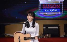 """""""Thánh nữ bolero"""" Jang Mi và những pha """"khó đỡ"""" trong đêm Gala Quả bóng vàng Việt Nam 2016"""