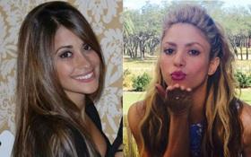 Pique & Shakira bị bồ Messi ghét vì phụ tình