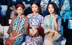 Nhìn ảnh Quỳnh Anh Shyn - Salim - Châu Bùi phải gật gù ngay: Con gái Việt mặc áo dài là đẹp nhất!