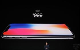 Chiếc iPhone X bao nhiêu người mong đợi đây rồi