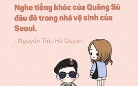 """Song Joong Ki sắp cưới vợ và đây là muôn vàn tâm sự của hội """"người yêu cũ"""""""