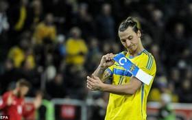 Có một nỗi nhớ mang tên Zlatan Ibrahimovic