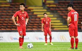 U22 Việt Nam thua đậm Thái Lan, cúi đầu rời SEA Games