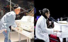 Sơn Tùng M-TP bị nghi vay mượn ý tưởng từ MV của G-Dragon để làm sân khấu họp fan