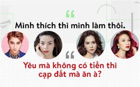 Bạn hiểu showbiz Việt đến đâu: Đoán phát ngôn bất hủ của sao Việt chỉ cần nghe qua đã biết là ai?