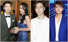 """Hậu chia tay, Huỳnh Anh và Hoàng Oanh xuất hiện thân mật, hội ngộ dàn sao """"khủng"""" trên thảm xanh!"""