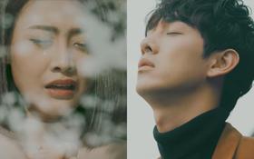"""""""Nhá hàng"""" cảnh Trương Mỹ Nhân khóc nức nở, MV tái xuất của Song Luân khiến fan vô cùng tò mò"""
