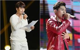 """Ưng Đại Vệ, hot boy 16 tuổi Thế Lân bị loại khỏi """"Sing My Song"""""""