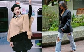 """Chi Pu dễ thương không-đối-thủ, Kim """"siêu vòng 3"""" lại có street style xấu nhất tuần"""