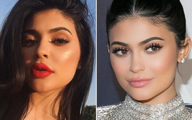 Cặp môi của Kylie Jenner tiếp tục trở thành chủ đề bàn tán, nhưng lần này là vì trông... mỏng hơn hẳn