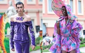 Hy vọng bạn vẫn còn thở sau khi biết đây cũng là xu hướng thời trang nam của năm 2017