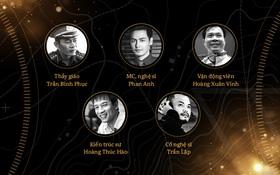 Công bố các đề cử được tôn vinh tại Gala WeChoice Awards 2016!