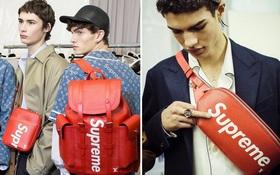 """BST Louis Vuitton x Supreme - sự kết hợp """"chất phát ngất"""" đang khiến cả giới thời trang dậy sóng"""