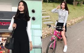 """Đăng quang hơn 1 năm, cả """"gia tài"""" hàng hiệu của Hoa hậu Mỹ Linh vẫn chỉ vỏn vẻn... 2 chiếc túi"""