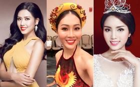 Nhìn lại một năm đầy thăng trầm, sóng gió của những mỹ nhân hàng đầu showbiz Việt