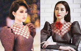 """Mới đầu năm mà loạt Hoa hậu Thu Thảo, Mỹ Linh, Jolie Nguyễn... đã """"đụng hàng"""" tưng bừng thế này!"""