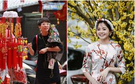 Chùm ảnh: Hà Nội - Sài Gòn và những sắc màu chiều 30 Tết