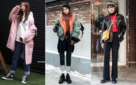 Làm sao để mặc đẹp được như thế? Phát ghen với street style nổi bần bật của giới trẻ thế giới