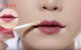 Không cần makeup cầu kỳ, chỉ với 4 cách tô son đẹp mê li này là các nàng đã xinh nhất ngày Valentine rồi
