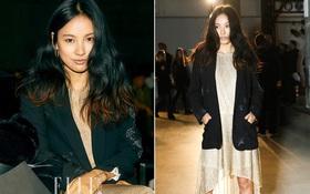 """Lee Hyori bất ngờ xuất hiện ở New York Fashion Week, được khen ngợi hết lời vì """"siêu thần thái"""""""