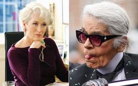 """Đặt đồ Chanel rồi không mặc, Meryl Streep bị NTK Karl Lagerfeld chê """"rẻ tiền"""""""