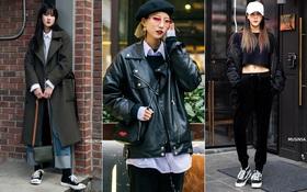 Street style: Đã tốn công mix đồ phải mix chuẩn như giới trẻ thế giới mới bõ!