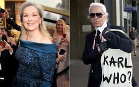 """Bị chê """"rẻ tiền"""", Meryl Streep đáp trả mạnh mẽ lại Chanel: """"Dối trá!"""""""