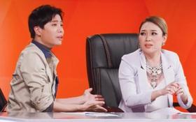 Trịnh Thăng Bình tranh cãi về chuyên môn với Mỹ Tâm trên ghế nóng