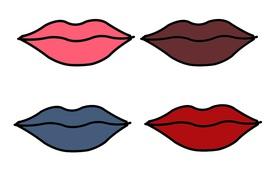 Xem màu sắc đôi môi để dự đoán mình có vận mệnh giàu sang hay không
