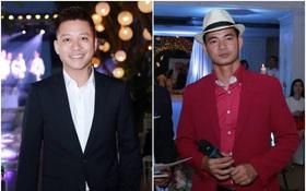 Dàn sao Việt tấp nập đến mừng đám cưới MC Thành Trung