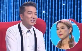 Đàm Vĩnh Hưng nghẹn giọng khi nhắc đến hoàn cảnh của Thanh Thảo trên truyền hình