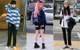 """Giới trẻ thế giới chẳng bao giờ gây thất vọng với street style chỉ có """"nuột"""" trở lên"""