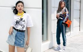 Street style 2 miền: Các bạn trẻ diện toàn đồ đơn giản, thoải mái mà vẫn nổi bần bật