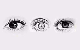 Chọn đôi mắt tức giận để khám phá tính cách mỗi người